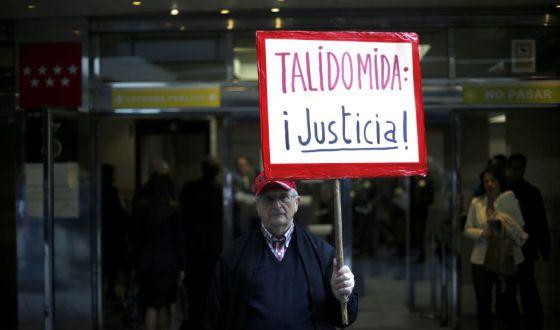 """Talidomida, una vez más un veneno muestra que """"España"""" no es España"""