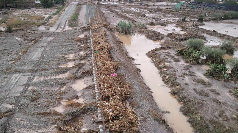 Es oficial, en el centro de Murcia el agua no es potable.