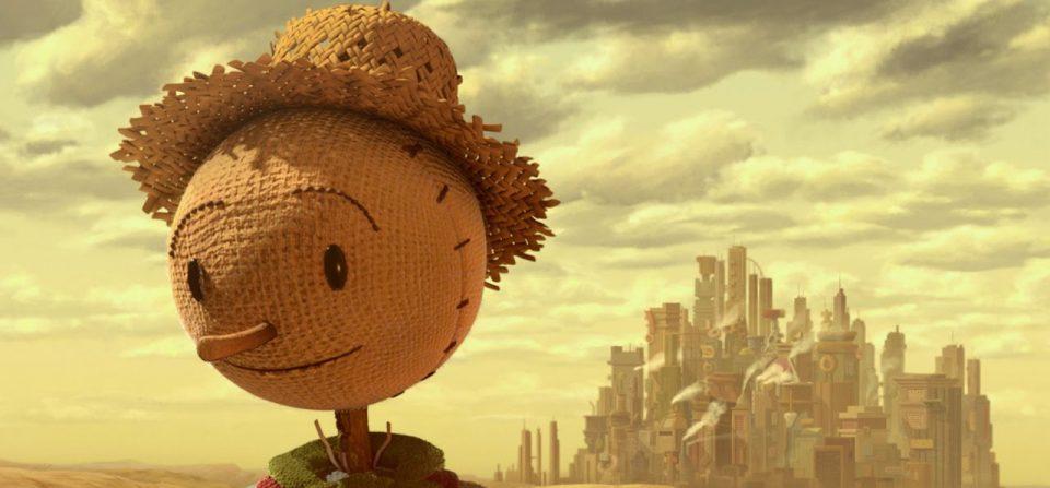 The Scarecrow. Otra alimentación es posible.