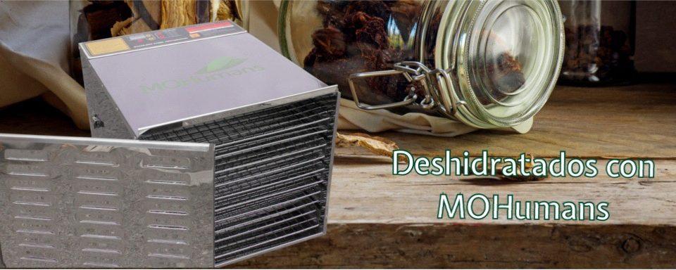 Promoción deshidratador de alimentos.