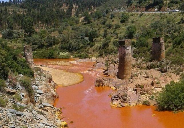 Minas abandonadas, contaminación asegurada…