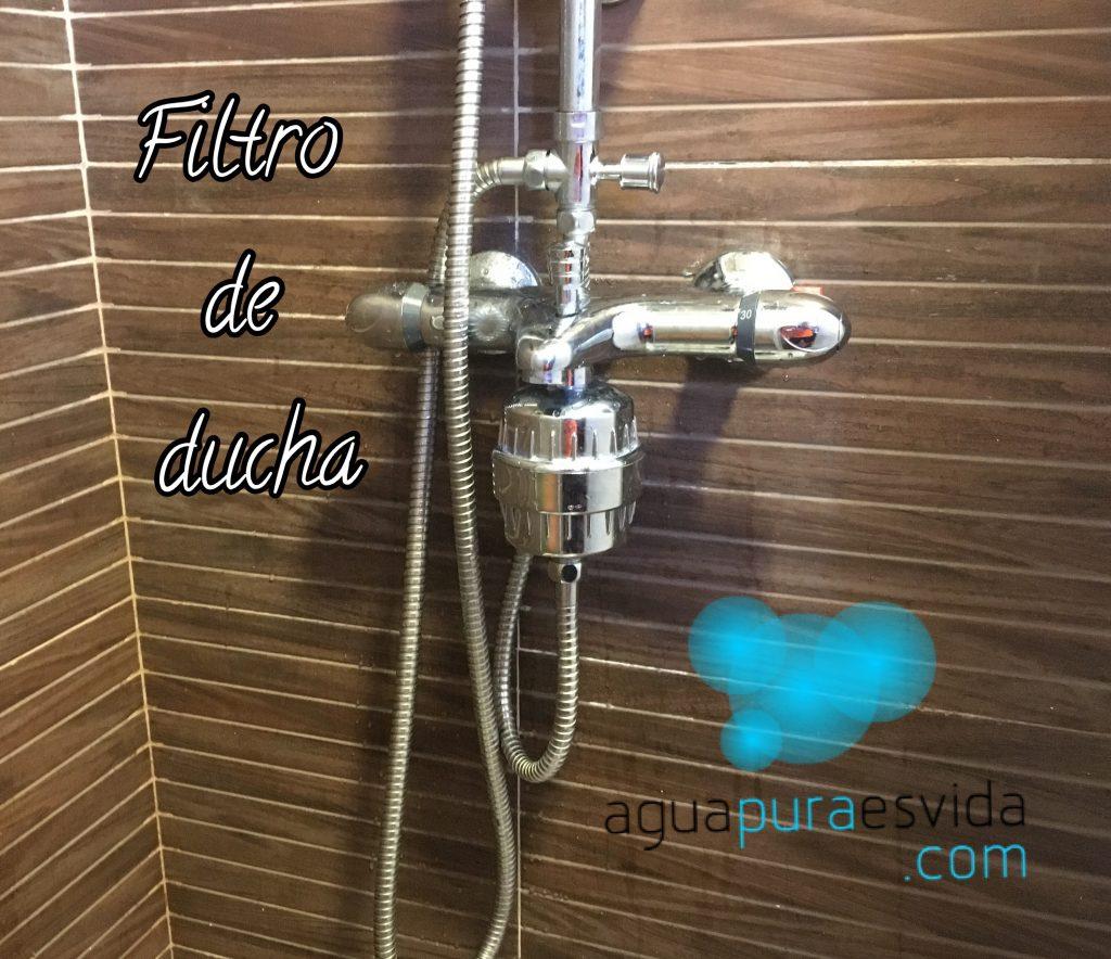 Filtro de ducha