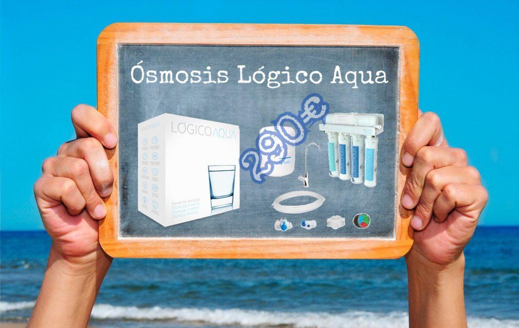 Nueva Ósmosis Ro Lógico Aqua