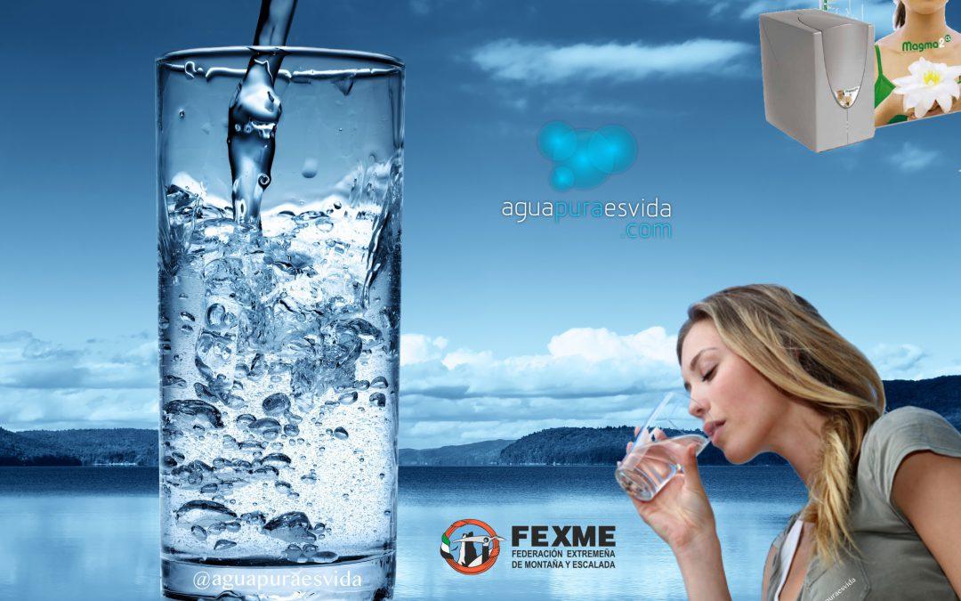 Plomo en el agua potable… esta vez en Cáceres.